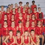 De Belgische gymnasten, WK-Tumbling 2013 te Sofia, Bulgarije