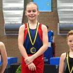 Vlaams Kampioenschap Tumbling 2015 - Kiano Wauters - goud