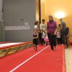 ouder en kind turnen - kleutergym