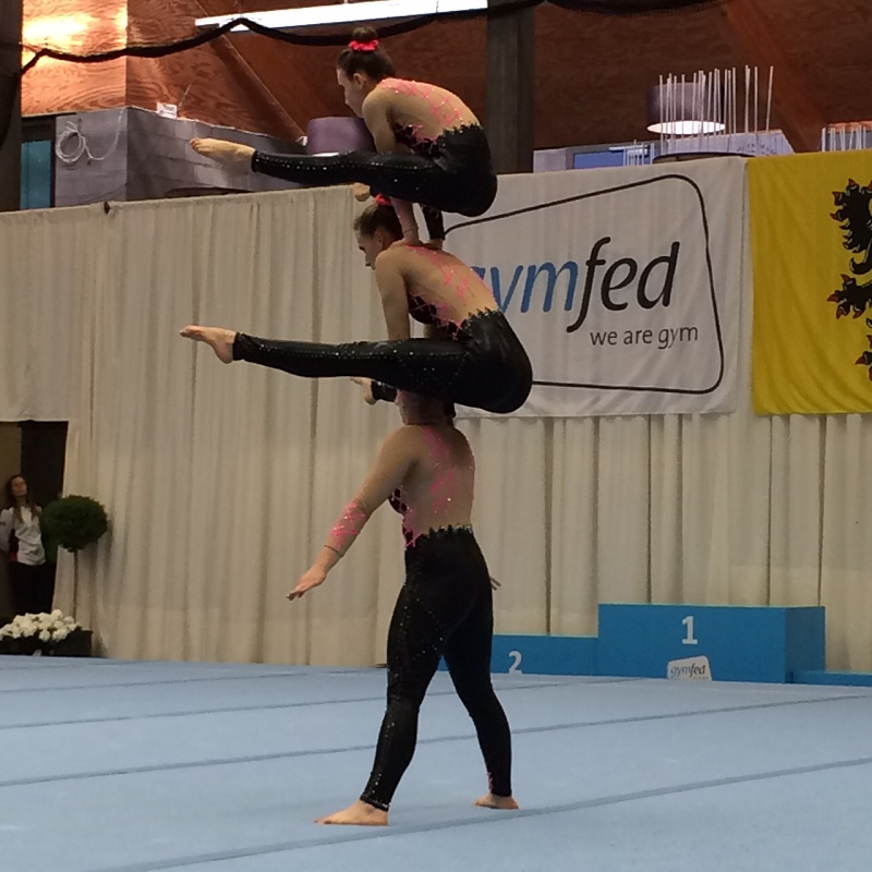 VK acrogym 2016 Breendonk
