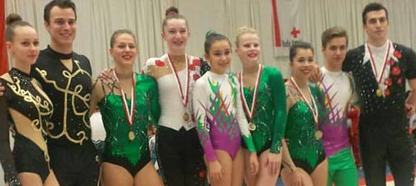 Sylvester Youth Trophy Acrogym 2017