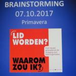 Brainstorming 2017