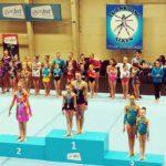 Acrogym Provinciaal kampioenschap I-niveau 2018