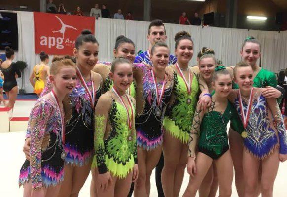 SYTA 7 2019 de medaillewinnaars