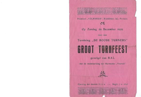 Foto TURNFEEST 1929
