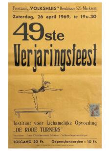Verjaringsfeest 1969